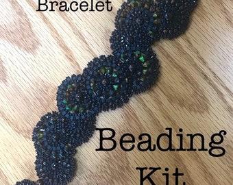 Beading Kit - Pure Moodiness Bracelet