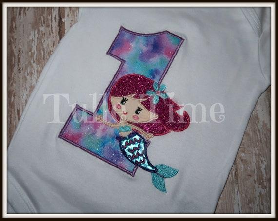 1st 2nd 3rd 4th 5th 6th Compleanno T-shirt Ragazze Personalizzato con l/'età /& Fabulous