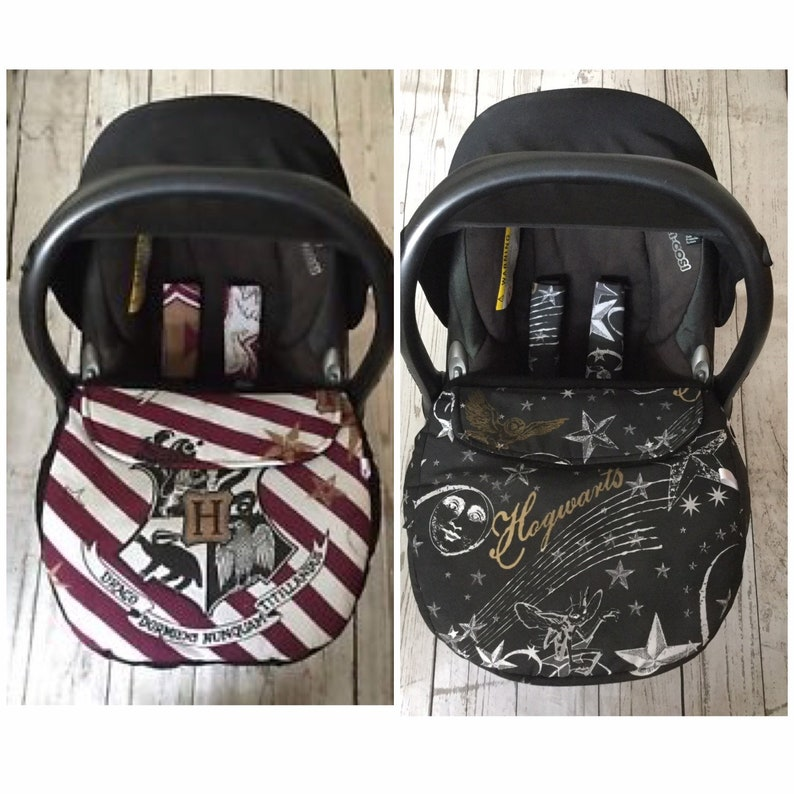 Hand made LIMITED EDITION harry potter inspired fabric baby image 0