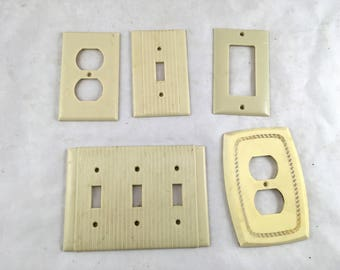 Bakelite Switchplate Etsy