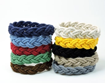 Solid Sailor Bracelets
