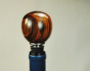 Wine Lovers Wine Stopper Wine Cork great gift for him or her, housewarming, Valentines Day Gift