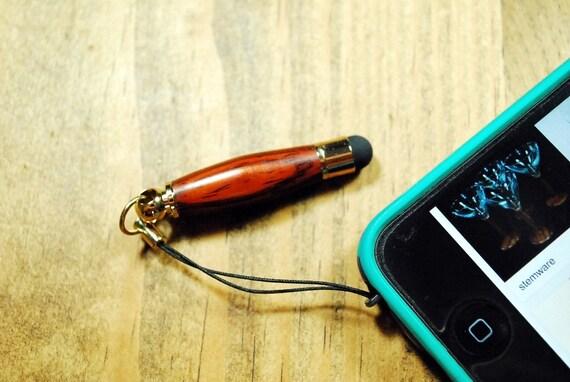 Mini Stylus, iPhone stylus, iPad stylus Smartphone Accessory, Compact Mini Stylus Handmade Acrylic, Smartphone, i Pad Droid Accessories Gift