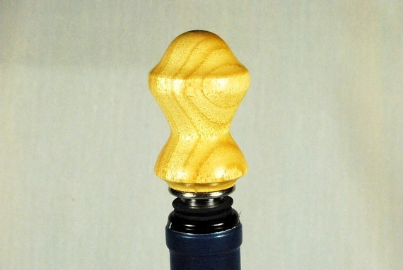 Wine Stopper Wine Cork great gift for him or her, housewarming, Unique Mothers Day or Fathers Day Gift