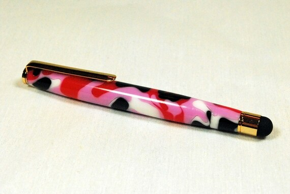 Great Gift iPhone stylus, iPad stylus, Handmade touchscreen stylus, smart phone stylus pen, touch pad pad stylus