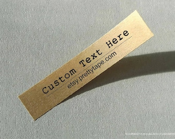 Custom Stickers Wedding Labels Custom Labels Personalized Stickers Custom Stickers Printed Stickers Typewriter 2  Lines