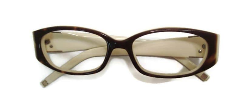 Vintage 70s Women's  Cateye Eyeglasses Eyewear Frame Anne Klein   Shelf #227