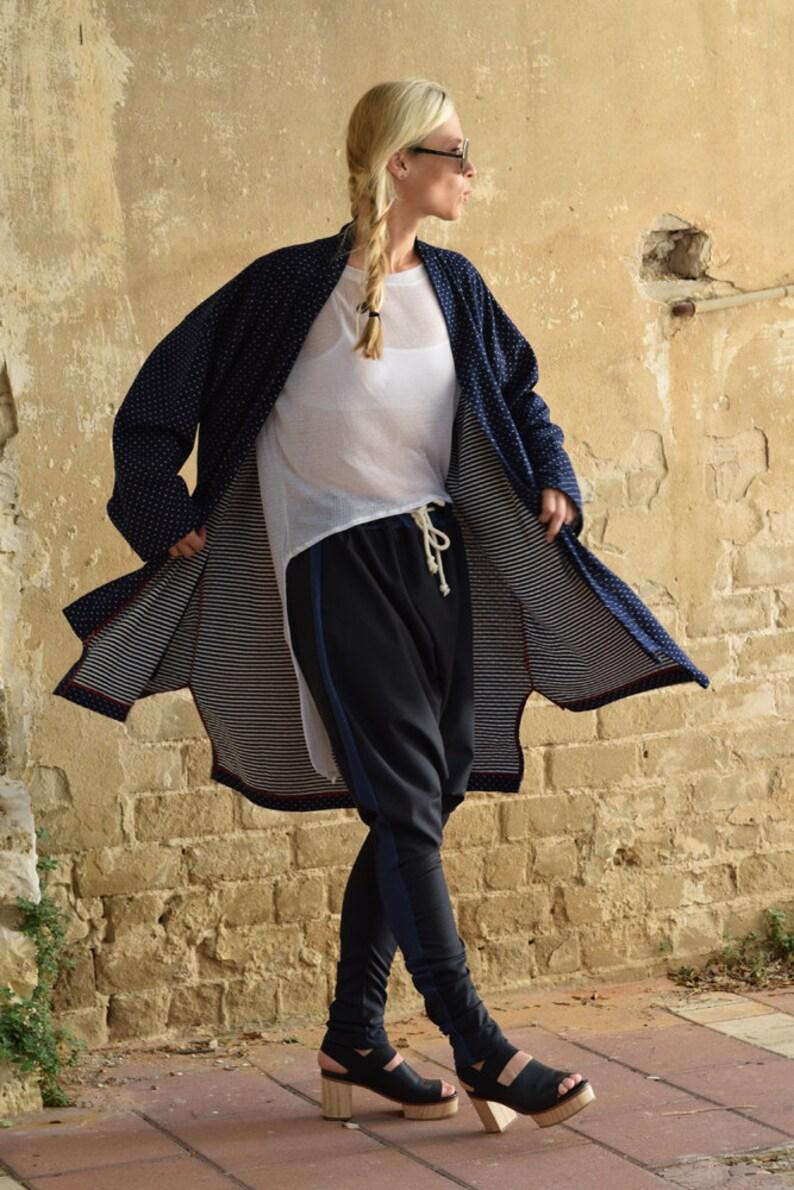 Stripes Cardigan,Long Sleeve Cardigan,Women Plus Size Japanese Clothing Kimono Cardigan Wrap Cardigan Women Cardigan Plus Size Clothing