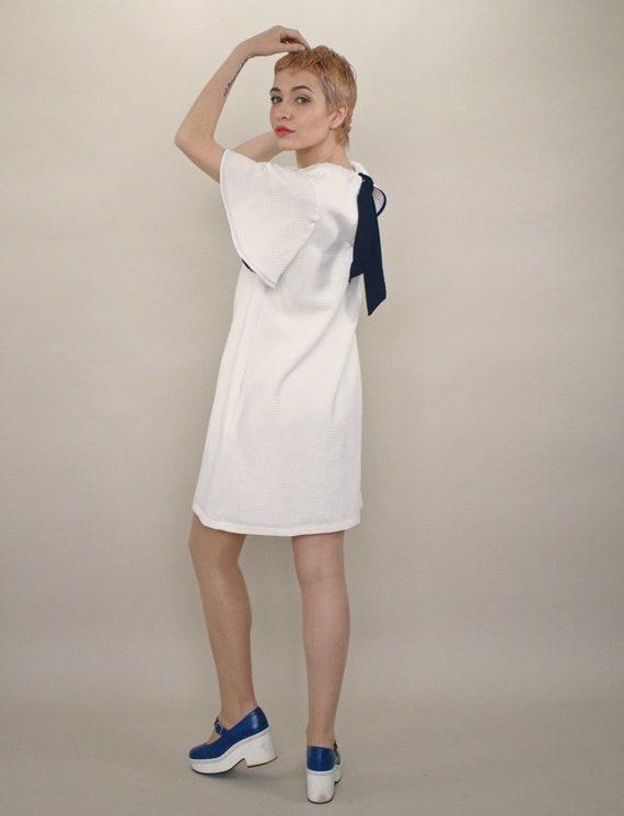 Women White Dress, White Tunic Dress, Plus Size Clothing, Oversize White  Dress, Short Sleeved Dress, Beach White Dress, Minimalist Clothing