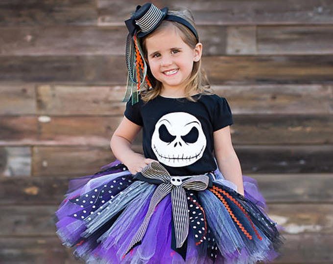Baby Girl Costumes | Nightmare Before Christmas Costumes | Halloween Costume Baby Girl | Baby Halloween  sc 1 st  StrawberrieRose : jack skellington baby costume  - Germanpascual.Com