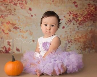 Birthday Outfit | Birthday Outfits | 1st Birthday Outfit | Lavender First Birthday Outfit | Cake Smash Outfits | Tutu Dress | Birthday Tutu