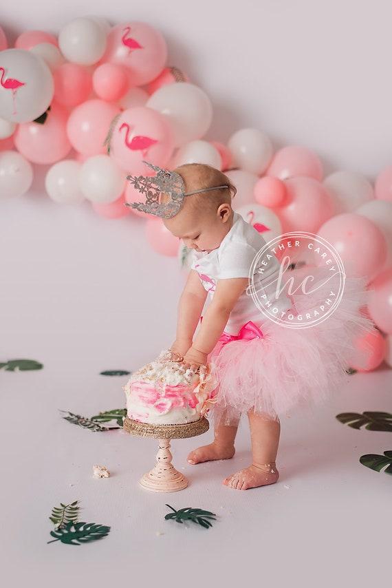 First Birthday Outfit Girl Baby Girl Tutu Dress 1st Birthday Girl Champagne Gold Cake Smash