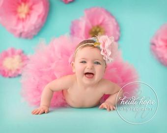 First Birthday Outfit Girl | 1st Birthday Girl | Baby Girl Tutu Dress | Cake Smash