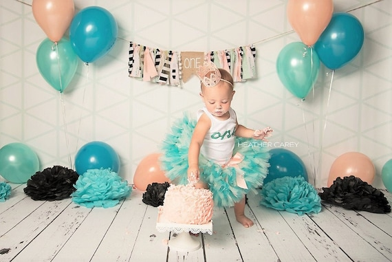 Girl Tutus First Birthday Outfit Girl First Birthday Girl 1st Birthday Girl Outfit Birthday Tutu Outfit First Birthday Outfit Girl