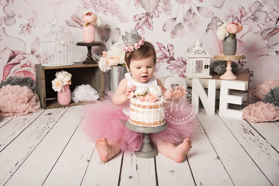 Surprising First Birthday Outfit Girl Pretty Mauve Pink Tutu Dress One Funny Birthday Cards Online Elaedamsfinfo