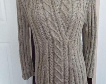 Platinum cotton blend tunic no. 299
