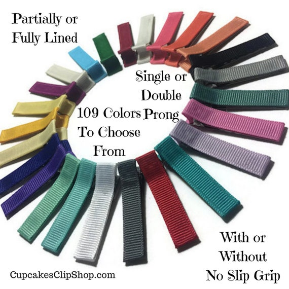 50 100 Single Prong Alligator Clips for Hair Bows Ribbons Fast Shipping from USA