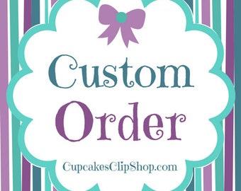 Order for Kristen M.