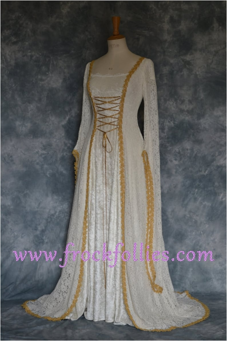 Image 0: Cheap Meval Wedding Dresses At Websimilar.org