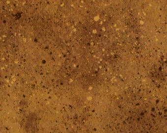Brown Fabric, 1 Yard, Light Brown Spatter, 31588-252, Wilmington Prints, by Tara Reed, Essentials, Background, Nice with Greener Pastures Ln