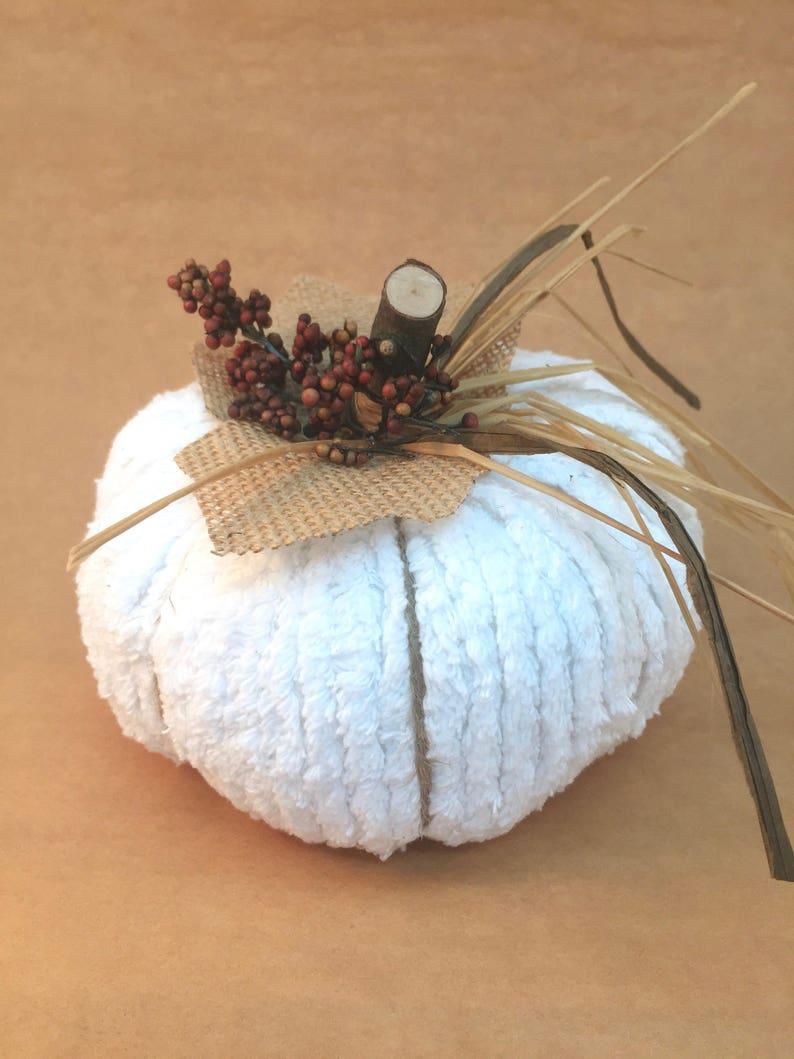 Thanksgiving Weißer Kürbis Rustikale Dekoration Hochzeit Etsy