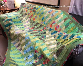Lynne's Zebra Quilts