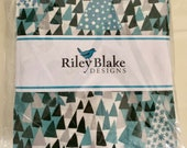 Seasons Greetings Liberty Of London Riley Blake Charm Pack-5-inch precut squares