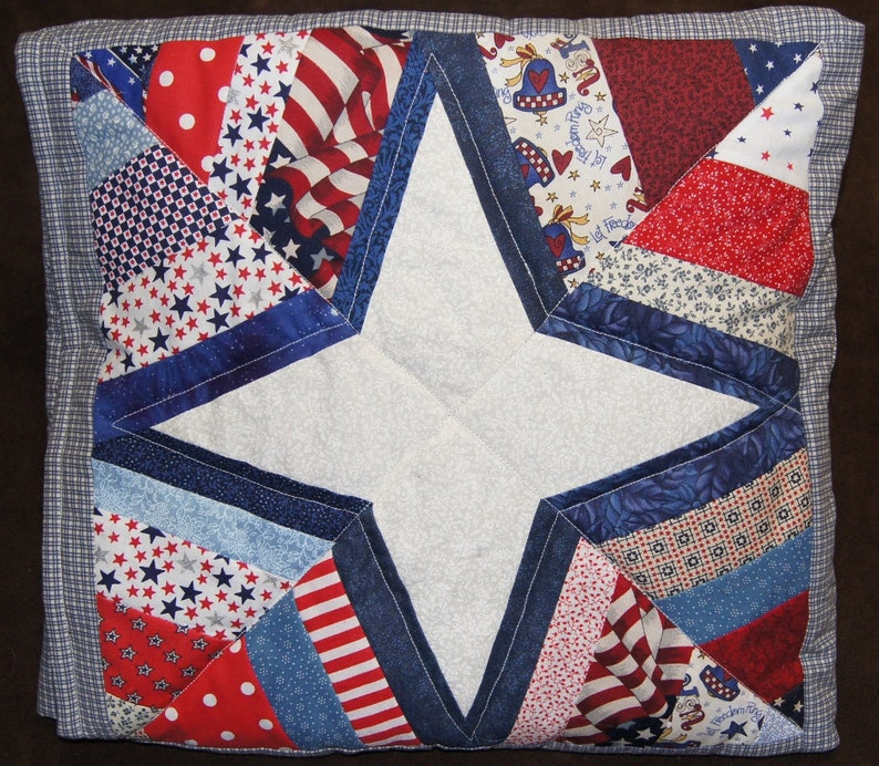 Texas Star July 4th Quillo