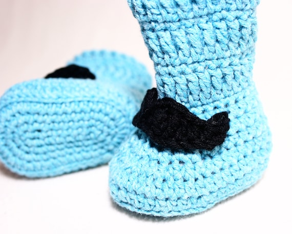 Baby Booties Pattern / Slippers /   Etsy