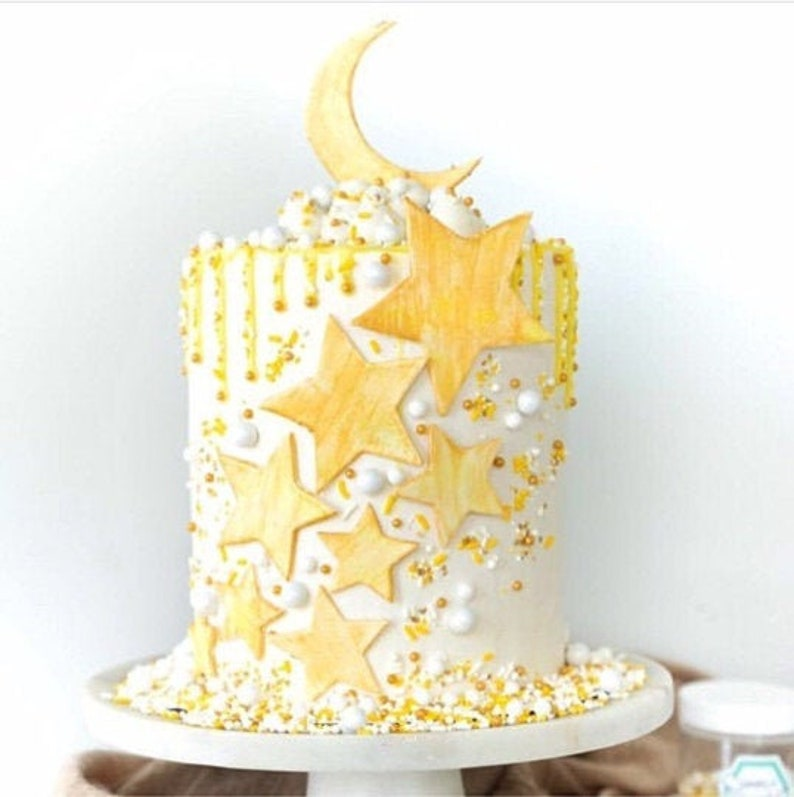 BULK* Angelic Sprinkle mix - White Sprinkles - Gold - Wedding - Beautiful -  Glam - Edible - Yellow - Sprinkle Blend - Baptism Sprinkles