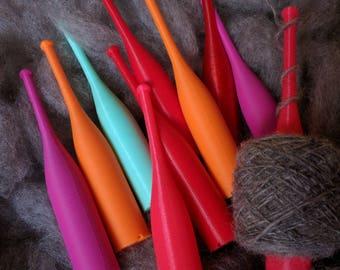 3D Printed Spindle - Dealgan (Scottish/Maritime) style - 20+ Colours!