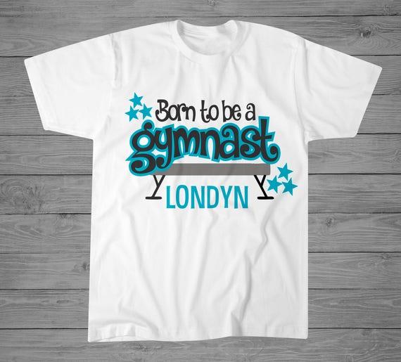 I Love Gymnastique Enfants Filles Garçons gymnaste Tee T-Shirt
