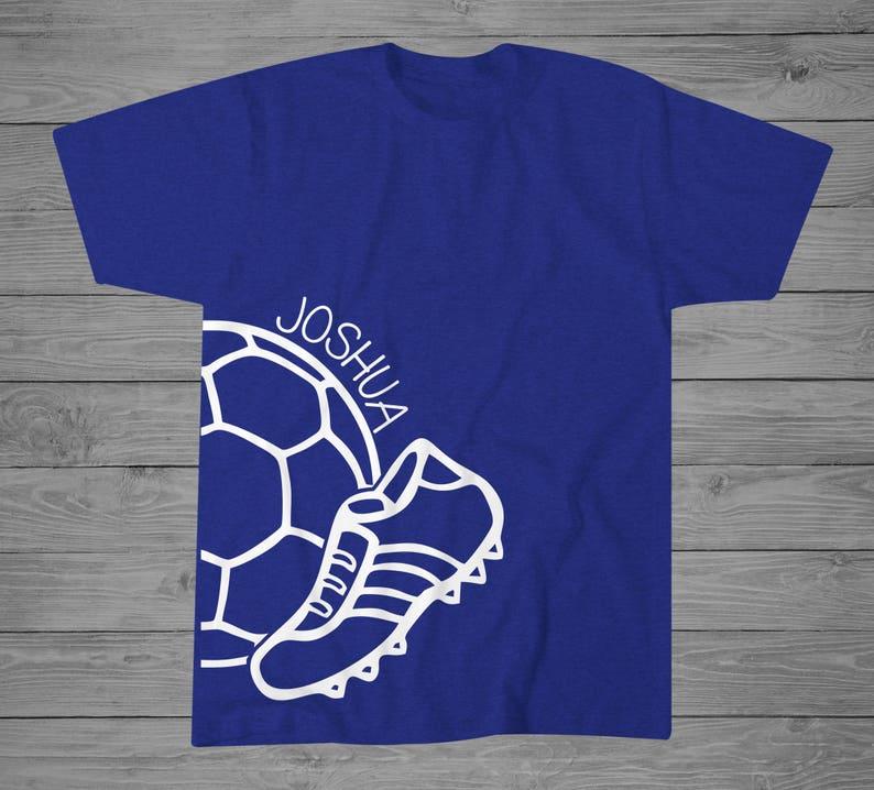 a849f14c7d89e Camisa de Futbol niños Personalizada camiseta de fútbol