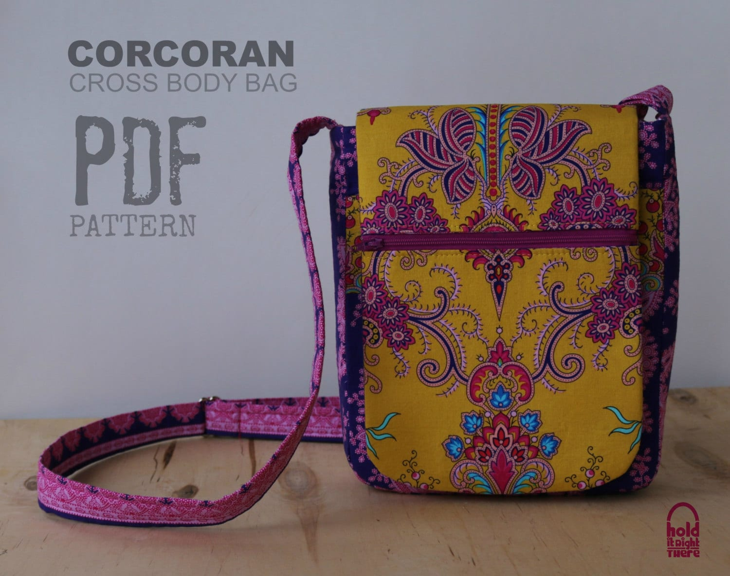 Cross Body Bag Pattern Best Decorating Ideas