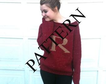 Weasley Sweater Etsy