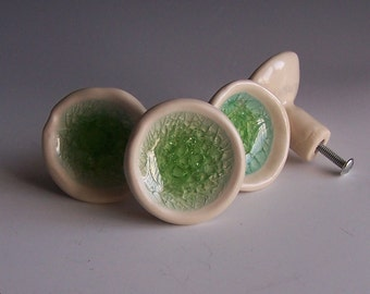 Ceramic and Glass Knobs