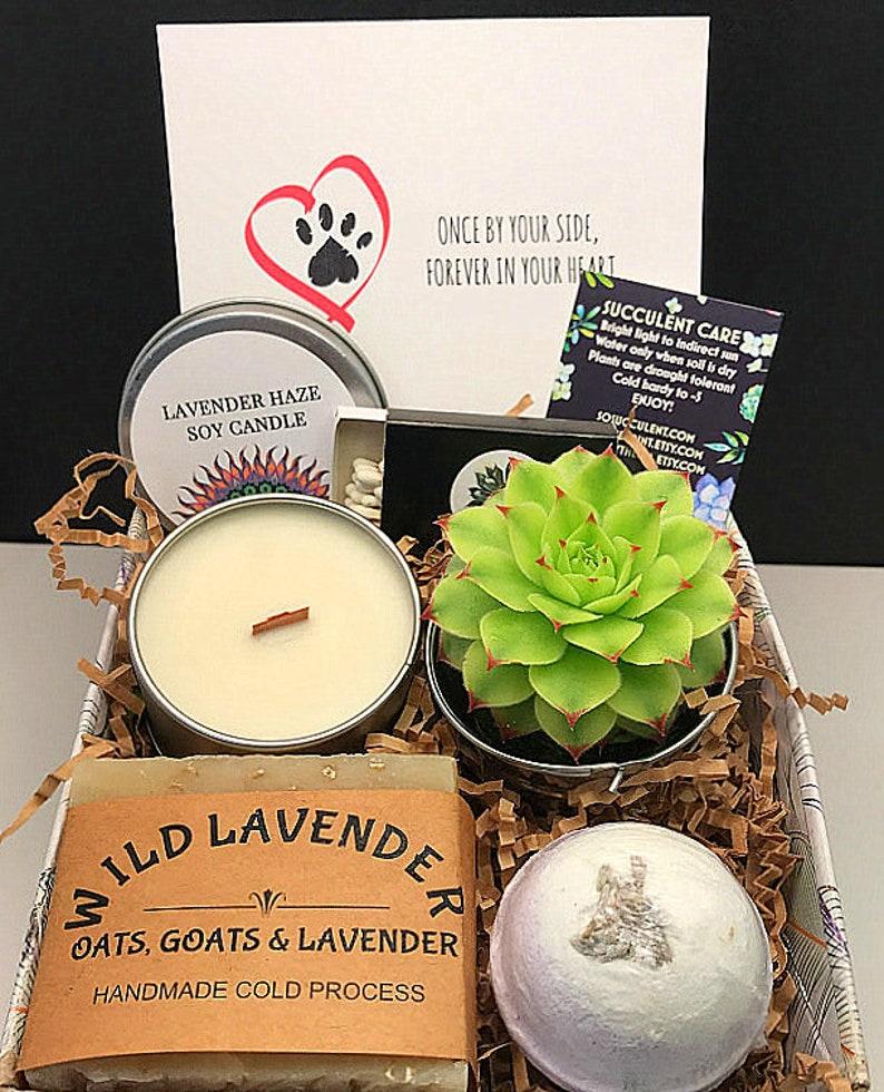 PET Sympathy Gift Dog Loss CAT Loss Gift Pet Loss Gift image 0