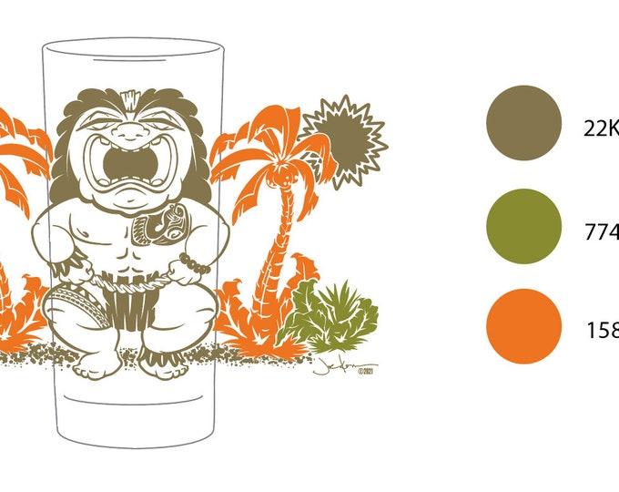 PRE-ORDER: Big Kahuna! Home Tiki Barware