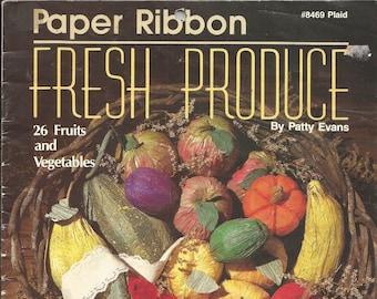 1986 Kitchen Delights Plaid Enterp Pattern Leaflet #8119