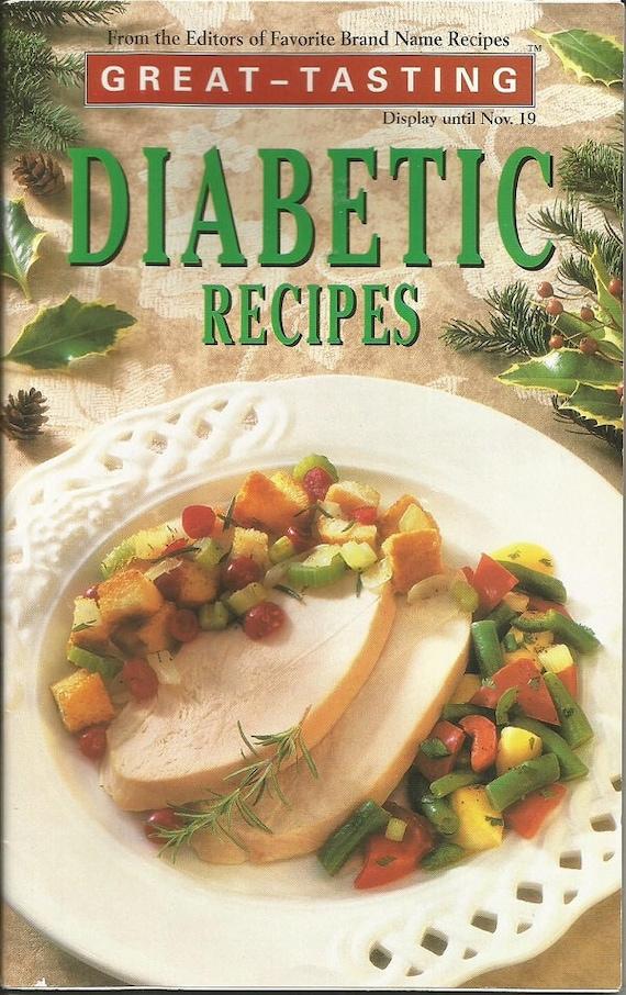 Favorite Brand Name Recipes Diabetic Recipes Cookbook
