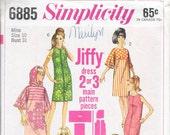 SIMPLICITY 6885 Size 10 B...