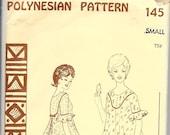 POLYNESIAN Pattern 145 Si...
