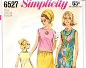 SIMPLICITY 6527 Size 14 B...