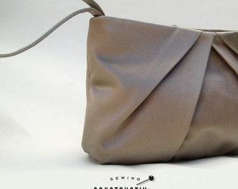 Wristlet Clutch Purse Sewing Pattern PDF Download