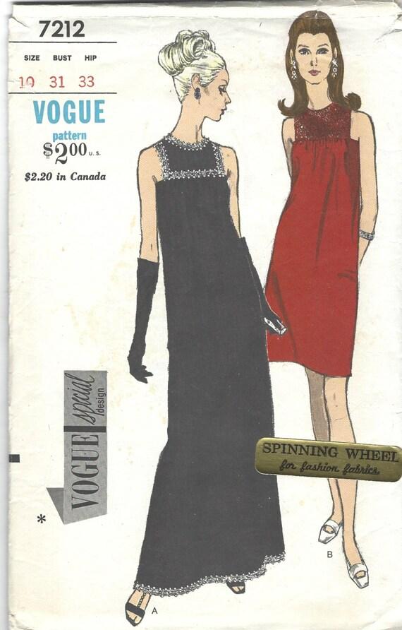 Mod Evening Gowns