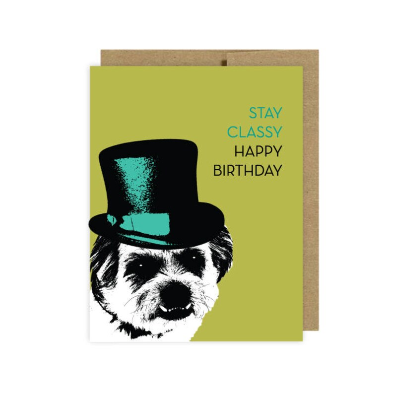 Dog Birthday Card Funny Lover Etsy