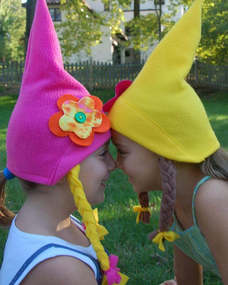 Girly Girls Gnome Hats image 0