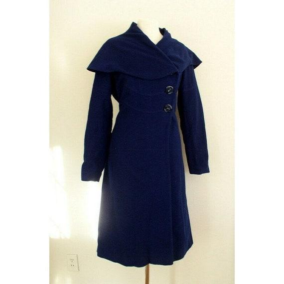 Vintage 1930s Vogue Couturier Princess Coat / 30'… - image 5