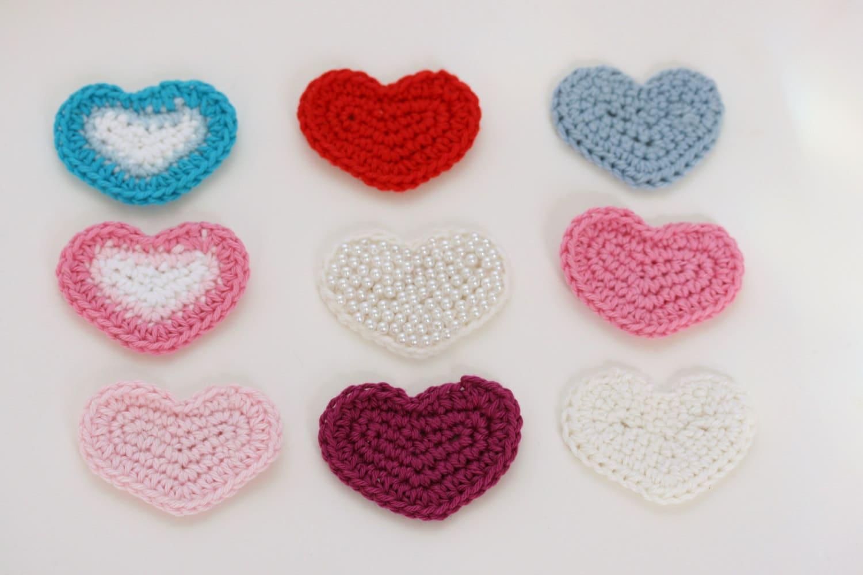 Christmas heart applique embroidery design
