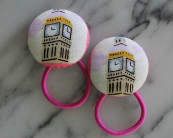 SALE! Big Ben hair ties make adorable party favors, gifts, everyday hair accessories!